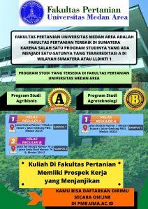Fakultas Pertanian UMA